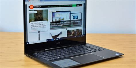 dell inspiron   review premium  practical    ars technica