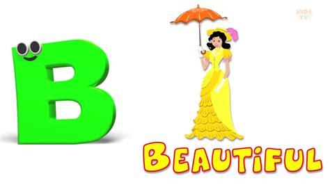 imagenes que comiencen con la letra b palabras que empiezan con b en ingl 233 s youtube