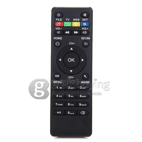 rk remote apk cs918 plus 8k 4k android tv box rk3288 2g ram xbmc kodi bluetooth