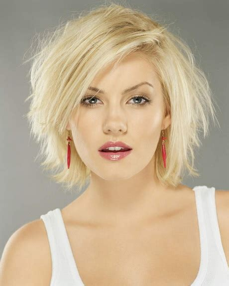 semi bob hairstyles semi short hairstyles for women