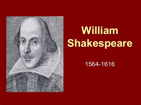 shakespeare biography for students william shakespeare powerpoint