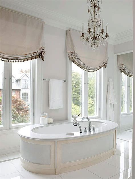 shower curtain window treatment 25 best ideas about bathroom window treatments on