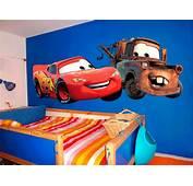 Decoraci&243n De Dormitorios Ni&241os Cars  Imagui