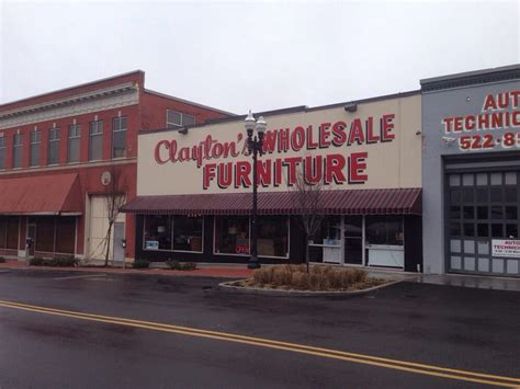 Furniture Stores In Knoxville Tn by Clayton S Furniture Furniture Stores 517 N St