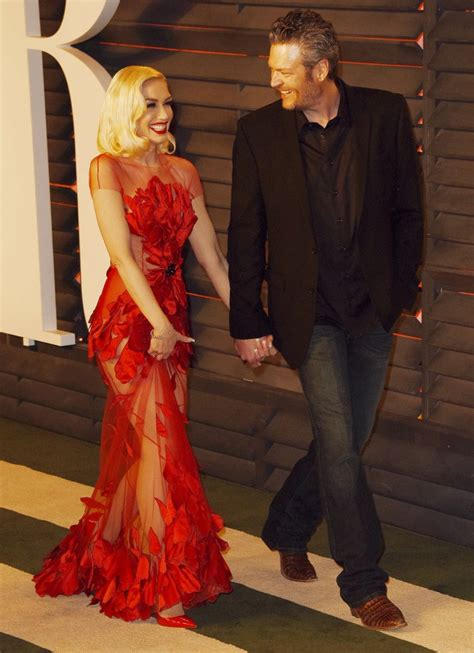 Vanity Fair Oscar Gwen Stefani Gwen Stefani 2016 Vanity Fair Oscar 18 Gotceleb