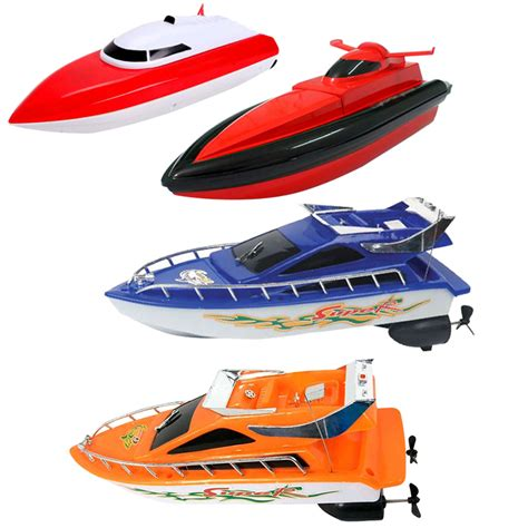speed boat toy kids remote control rc super mini speed boat high