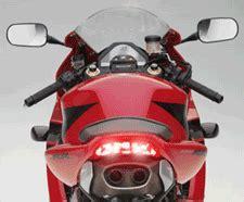 cbr 600rr, cbr 1000rr tail light, integrated amber signals