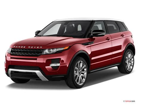 2012 land rover range rover evoque prices reviews and pictures u s news world report