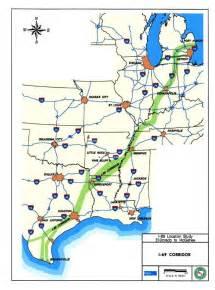 nafta superhighways