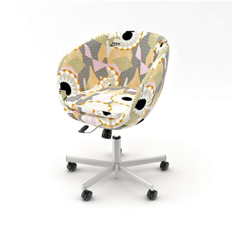 Skruvsta Swivel Chair by Architectural Visualization 3d Model