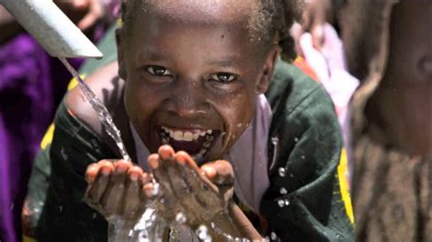 African Kid Meme Clean Water - colorado based business works to spur african