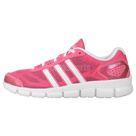 adidas cc fresh w climacool pink white 2014 womens running shoes ebay