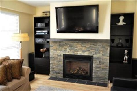 Can I Put A Tv Above A Fireplace by Can I Install A Lcd Or Plasma Tv Above A Fireplace The