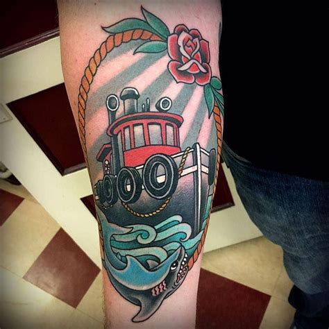 tugboat tattoo 17 best ideas about california tattoos on cali