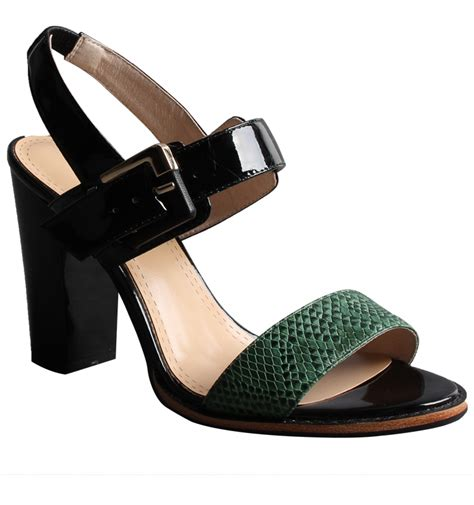 High Heels Wanita Garsel Shoes L 316 italian brand summer model high heeled sandals sepatu