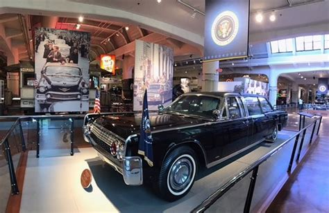 Jfk Limousine by The Jfk Limousine In 1963 Assasination Picture Of The