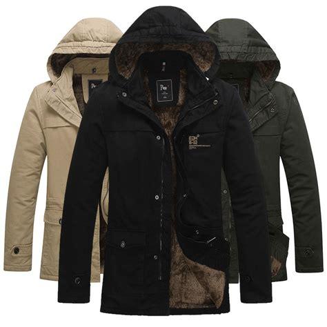 Jaket Navy Winter Jacket Black 100 Original buy hf1058 new mens fashion slim cotton winter fleece lined thick coat jacket hooded