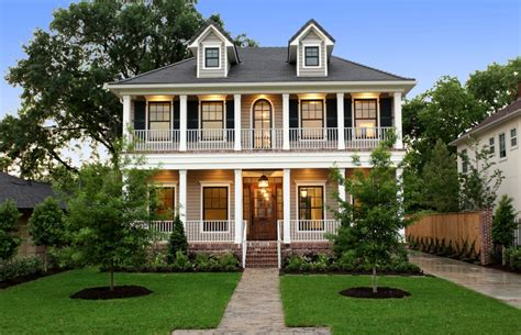 Southern Living Houses | southern living showcase home design stone acorn builders