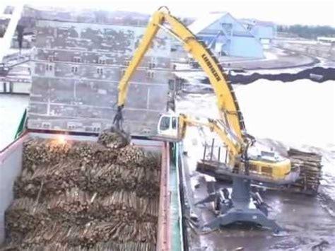 sennebogen port handling: 6130 harbour mobile crane l