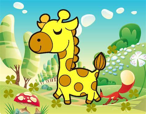 la giraffa vanitosa disegno giraffa vanitosa colorato da sarag il 03 di