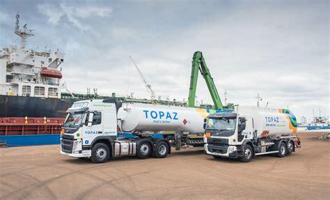 volvo truck parts ireland topaz energy invests in safer more efficient volvo trucks