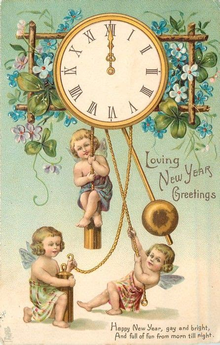 best new year wishes vintage card zazzle 284 best ring in the new year images on happy