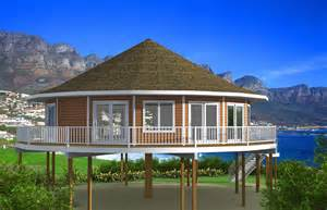 House Plans On Pilings by Pedestal Amp Piling Homes Cbi Kit Homes