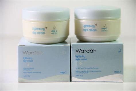 Wardah Lightening Serum Dan Day toko kosmetik dan bodyshop 187 archive wardah
