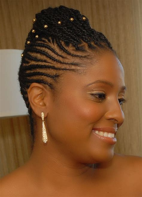 older black women with braids twisted updo hairstyle for black women old new darker