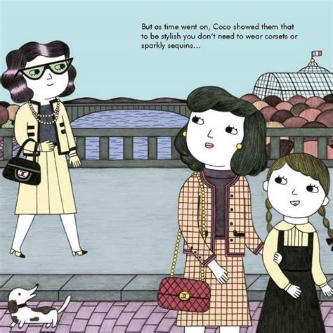 libro coco chanel little people coco chanel little people big dreams isabel sanchez vegara ana albero 9781847807847