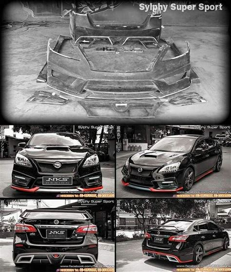nissan sylphy nismo 7 best images about nissan body kit on pinterest racing