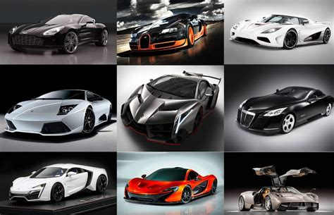 world top model cars world top 10 most expensive car models 2014