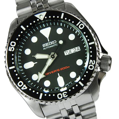 Seiko SKX007K2 SKX007 divers Automatic watch