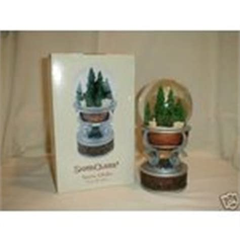santa clause 2 prop replica snow globe mib vhtf 12 16 2006