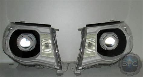2011 Toyota Tacoma Headlight Bulb Size 2005 2011 Toyota Tacoma Complete Hid Projector Headlight
