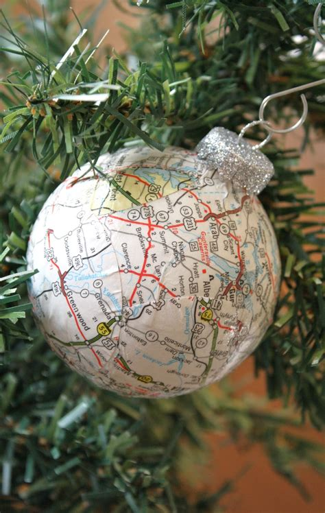 how to decoupage a plastic clear ball with a picture decoupaged ornament tutorial