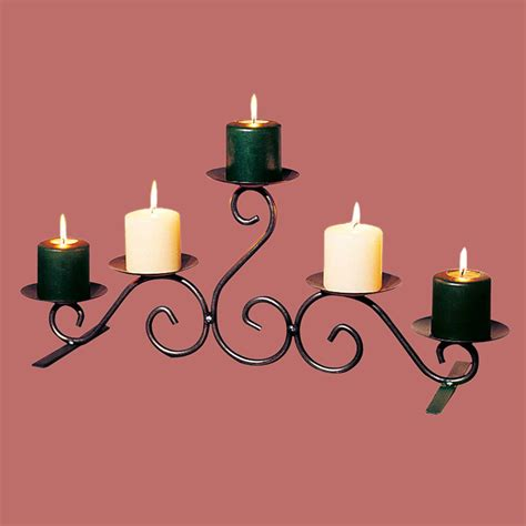 Dining Room Carpet Protector Candle Holders Black Wrought Iron 10 Quot H