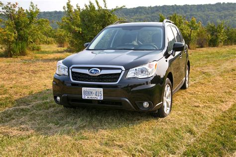 Test Drive 2016 Subaru Forester Touring 6mt Autos Ca