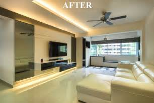 home design for 5 room flat completed renovation project hdb 5 rooms at bedok