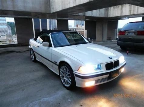 1995 bmw 318i convertible for sale buy used 1995 bmw 318i convertible clean car no