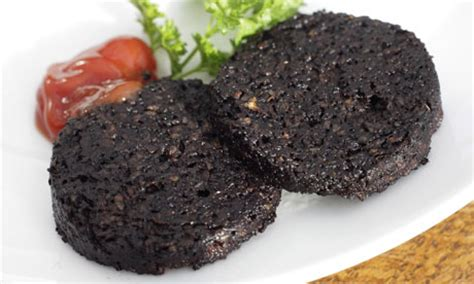 Black Pudding Blood Sausage Blood Pudding Pictures