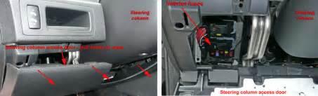 2005 Pt Cruiser Interior Jeep Grand Cherokee Wk Fuses