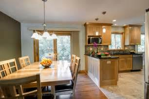 Open Concept Kitchen Designs open concept kitchen contemporary kitchen milwaukee by jm