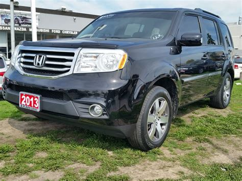 2013 honda pilot touring for sale 2013 honda pilot touring brton ontario car for sale