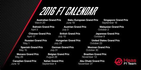 f1 saison 2016 auto moto club