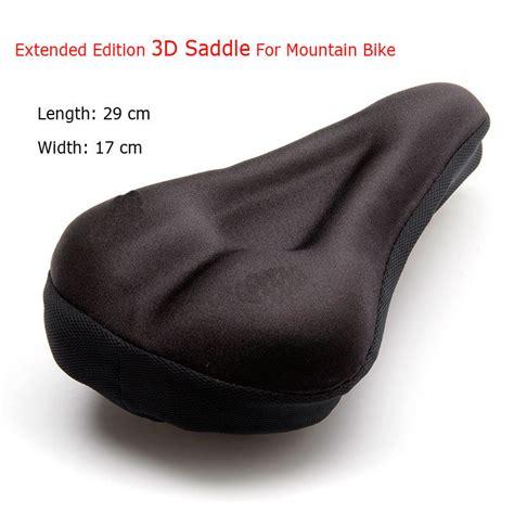 Saddle Cover Gel Seat Cover Bicycle Aksesoris Sep Berkualitas 3d silicone lycra gel bike bicycle saddle cycle