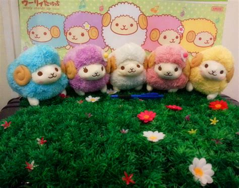 Piyama Katun Big Size Pink Sheep rosy s garden 16cm wooly the sheep standing up series from the amuse plush 16cm