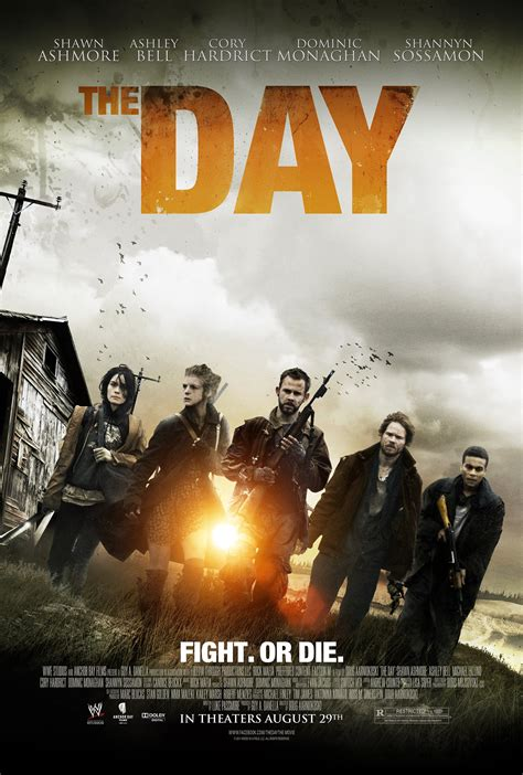 Film One Day In The World   wwe studios presents the day new poster wwe com