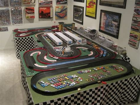 1000 images about cool mancaves on slot car