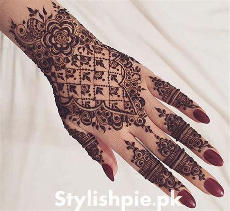 latest mehendhi designs 2017 latest mehndi design ideas for eid 2017 stylishpie